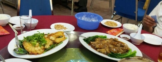 Kok Thai Restaurant (國泰酒樓) is one of Jalan Jalan Ipoh Eatery.