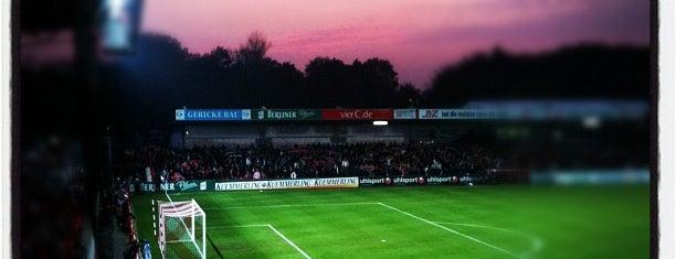 Stadion An der Alten Försterei is one of Stadiums.