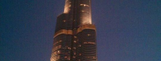 Burj Khalifa is one of Explore Dubai.