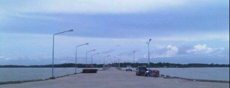 Laem Sok Pier is one of My TripS :).