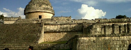 Caracol (Observatorio) is one of Trips / Mexico.