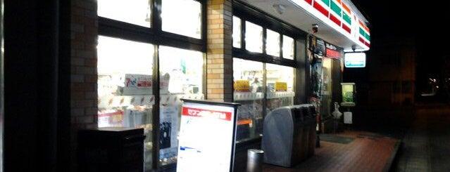 セブンイレブン 福岡苅田磯浜店 is one of セブンイレブン 福岡.