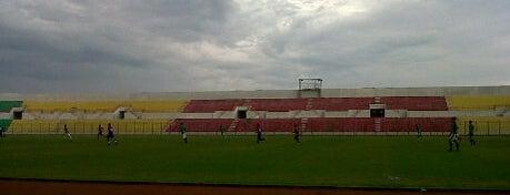 Stadion Sultan Agung is one of #PasoepatiNet.