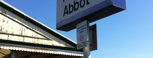 Newton Abbot Railway Station (NTA) is one of Railway Stations in UK.