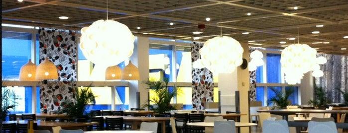 IKEA Swedish Cafe is one of IKEA.