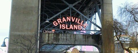 Granville Island is one of Vancouver on the Cheap — Singles Edition.