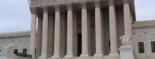Supreme Court of the United States is one of Must see in Washington DC.