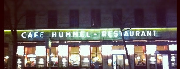 Café Restaurant Hummel is one of Exploring Vienna (Wien).