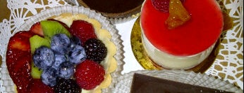 Toni Patisserie & Café is one of 2012 Eat Out Awards: Best New Sweet Shop.
