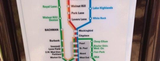 Arapaho Center Station (DART Rail) is one of DART Orange Line.