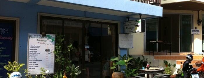 Sweet Lemongrass Massage is one of Must do in Phuket.