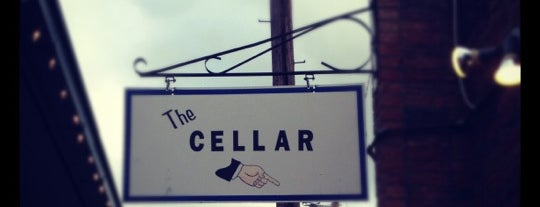 The Cellar is one of Official Blackhawks Bars.