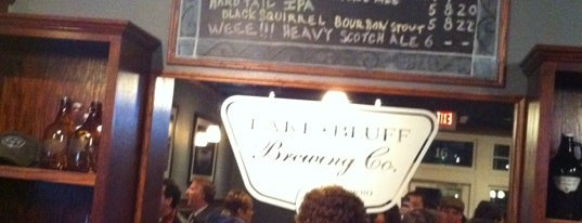 Lake Bluff Brewing Company is one of Because Beer..