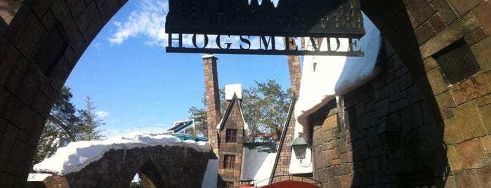 The Wizarding World Of Harry Potter - Hogsmeade is one of Florida Trip '12.