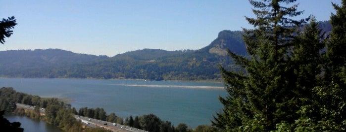 Columbia River Gorge National Scenic Area is one of GU-HI-OR-WA 2012.