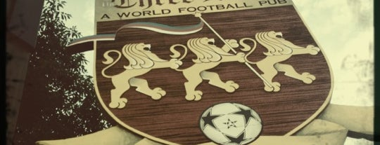 The Three Lions: A World Football Pub is one of Izzy's Denver Nightlife.
