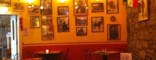 Viva Mexico is one of Gluten-Free Edinburgh.