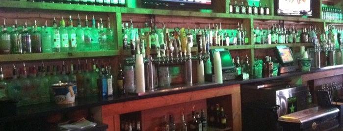 Whiskey Jacks Saloon is one of BarPlay Madison.