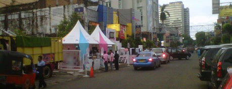 Pusat Jajanan Jalan Sabang is one of Enjoy Jakarta 2012 #4sqCities.