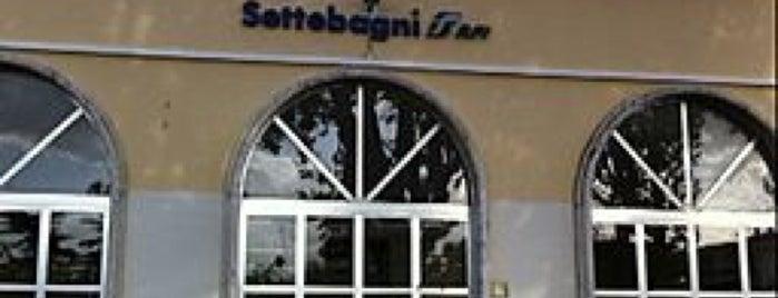Stazione Settebagni is one of Muoversi a Roma.