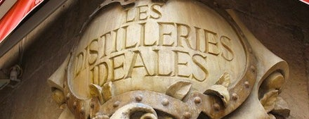 Les Distilleries Idéales is one of FR2DAY's Favourite Cafés & Bars on the Côte d'Azur.