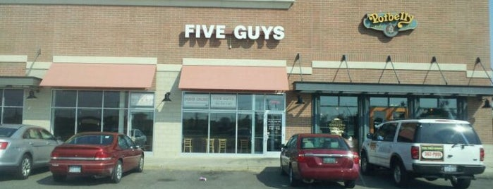 Five Guys is one of Guide to Clinton Township's best spots.