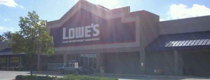 Lowe's Home Improvement is one of Guide to Newington's best spots.