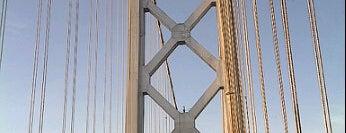 San Francisco-Oakland Bay Bridge is one of Bridges of the Bay Area.