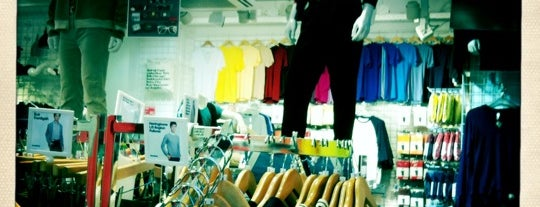 American Apparel is one of Guide to Amsterdam's best spots.