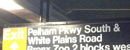 MTA Subway - Pelham Parkway (2/5) is one of MTA Subway - 2 Line.