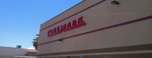 Cinemark Mall del Norte is one of Top 10 favorites places in Laredo, TX.