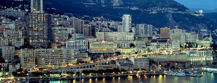 Monaco is one of Dream Destinations.