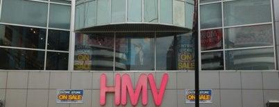 HMV is one of Music Toronto.