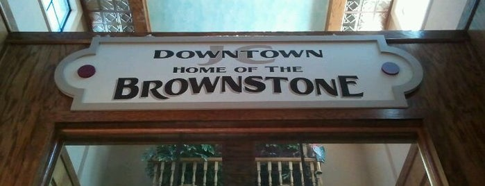 Brownstone Diner & Pancake Factory is one of Diners, Drive-Ins & Dives.