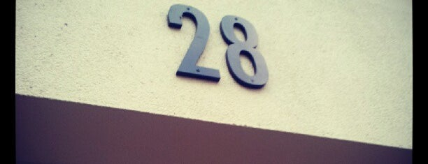 28 HongKong Street is one of Where to party in Singapore?.