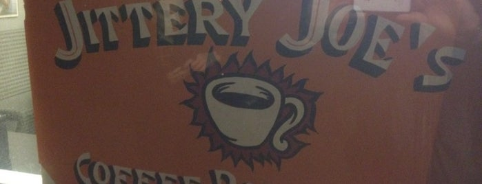 Jittery Joe's is one of Best expressos in NYC.