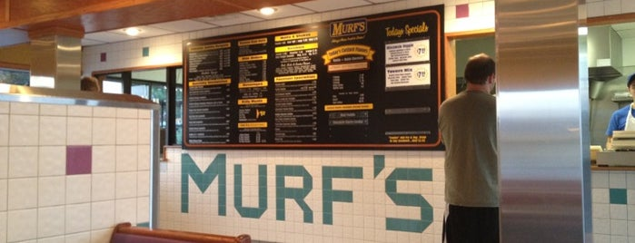 Murf's Frozen Custard & Jumbo Burgers is one of Grab a Bite NOW food reviews.
