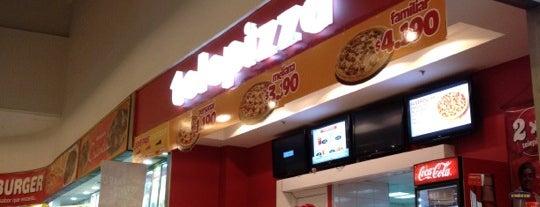 Telepizza Mall Plaza Maule is one of comida e.e.