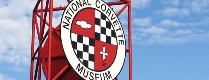 National Corvette Museum is one of Bowling Green, Kentucky Attractions.