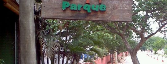 Pé no Parque is one of SP.