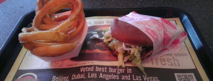 Fatburger is one of Places I Haunt!.