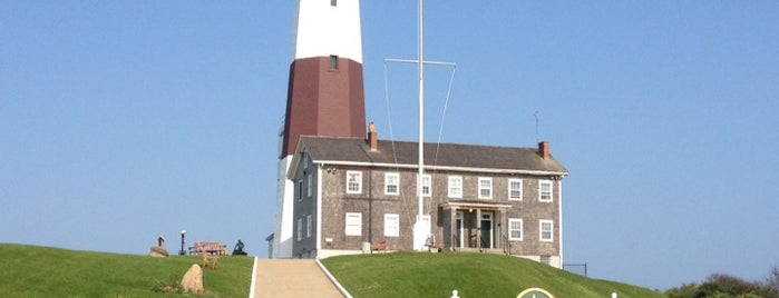 Montauk Point Lighthouse is one of Favorite places.