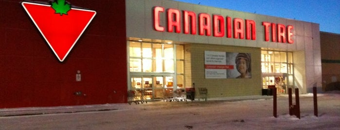 Canadian Tire is one of Companies / Orgs I work with.