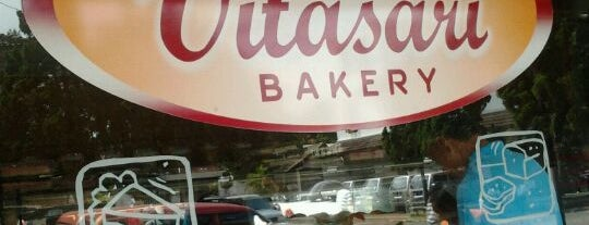 Vitasari Bakery is one of Food Spots @Bandung.