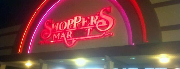 Shopper's Market is one of Everyday Livin'.
