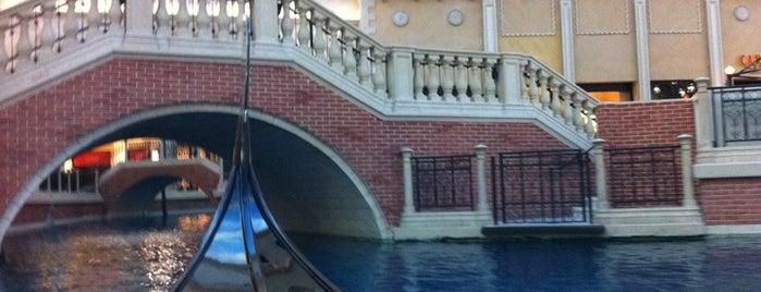 Venetian Resort & Casino is one of Las Vegas.