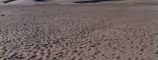 Great Sand Dunes National Park and Preserve is one of Best Places to Check out in United States Pt 2.