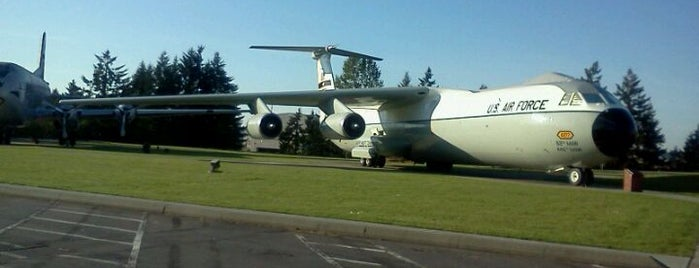 Joint Base Lewis-McChord is one of My Saved Places.