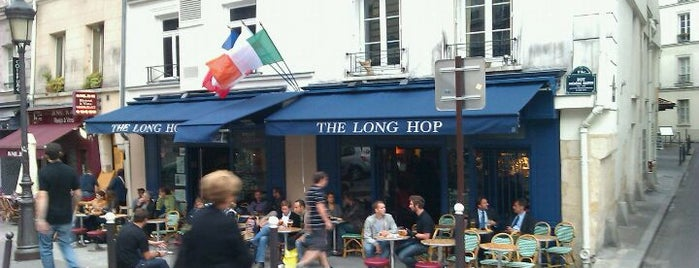 The Long Hop is one of Bars / Pubs.