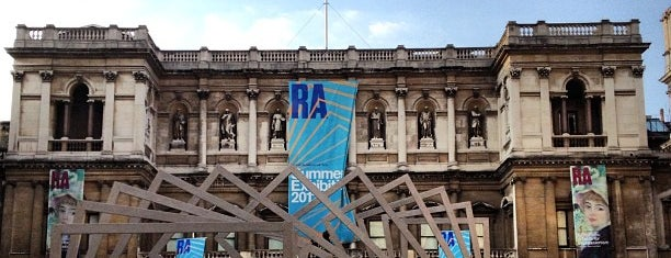 Royal Academy of Arts is one of Mon Carnet de bord.